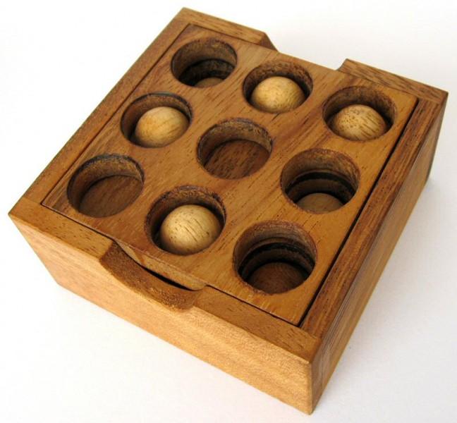 golf puzzle 3d puzzle denkspiel knobelspiel geduldspiel aus holz spiele f r 1 spieler. Black Bedroom Furniture Sets. Home Design Ideas