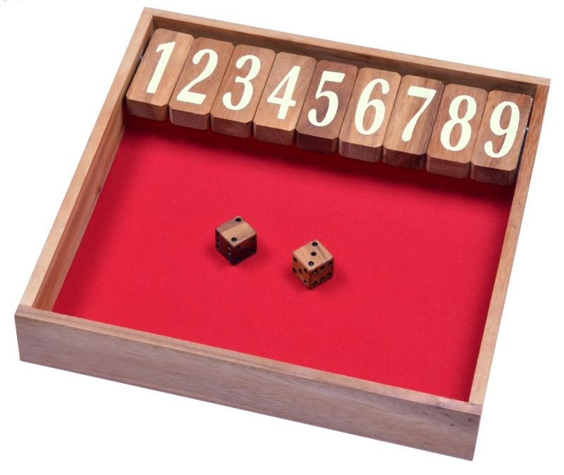 Shut The Box Spielanleitung