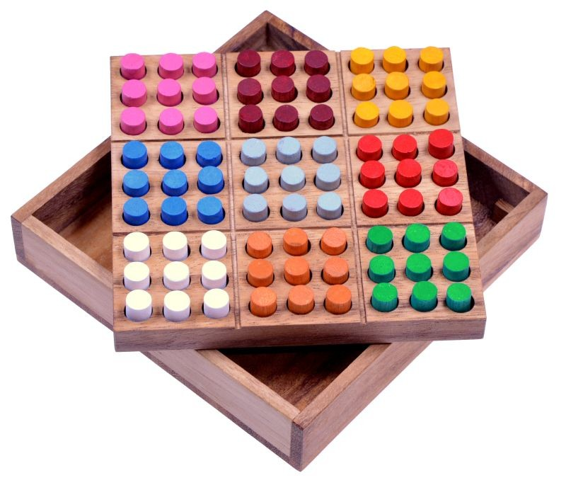 farb sudoku