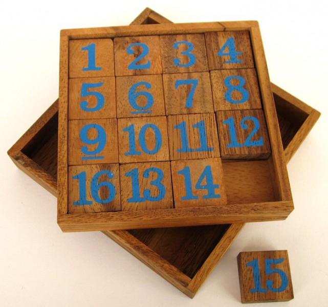 Spiel Zahlen Verschieben